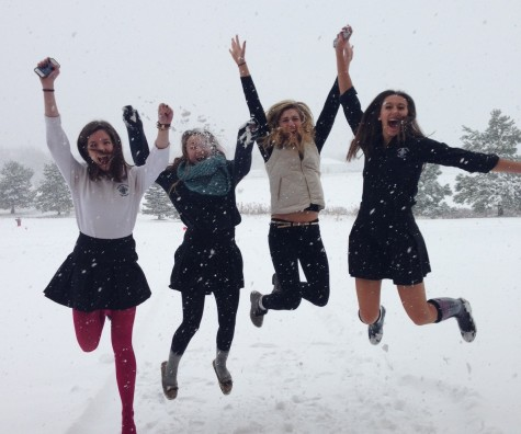 From the archives: Snow day or school day?