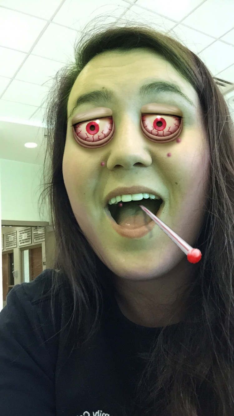 15 worst snapchat filters to grace your face smosh