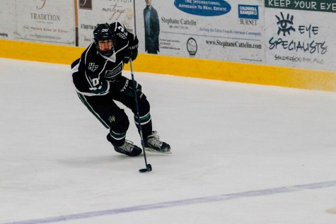 Hockey team defeats Edina for first time in school history