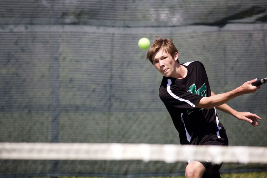 Tennis dominates Providence 7-0 in Section Tournament