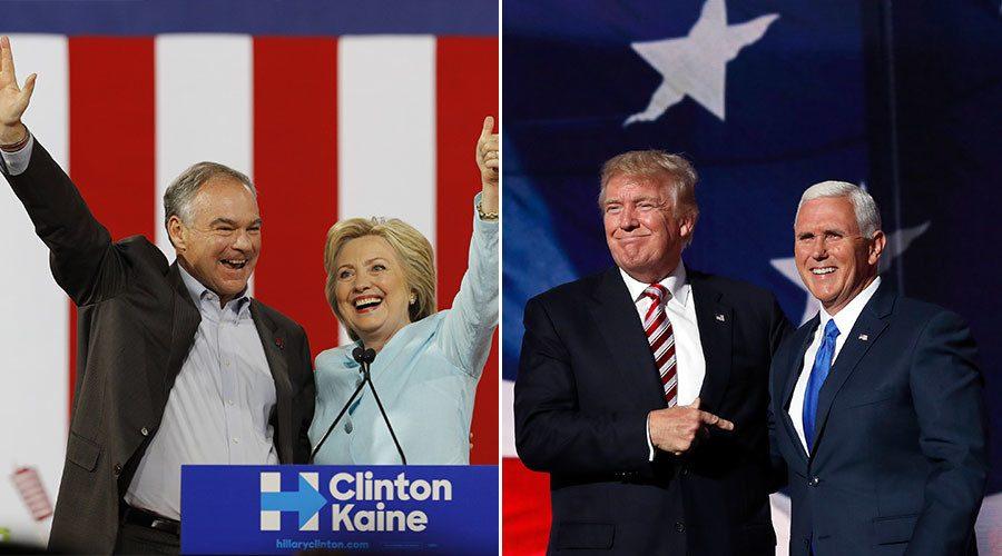 Meet your VP candidates
