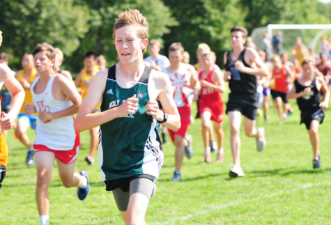Cross country team looks to gain experience as the season progresses