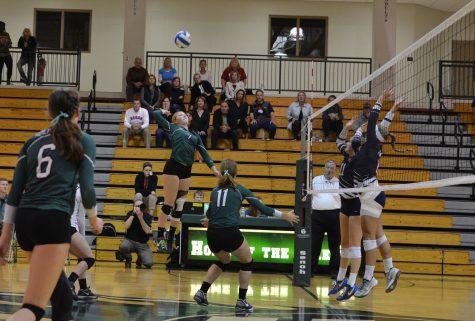 Slideshow: Volleyball Senior Night vs Orono