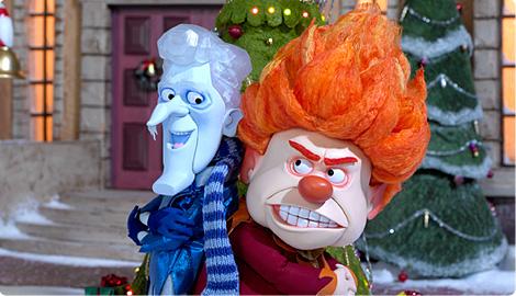 If teachers were Christmas characters