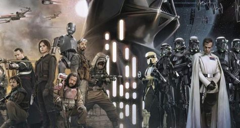Star Wars returns to the forefront of cinema with 'Rogue One'