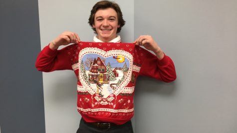 Ranking this year's Christmas sweaters