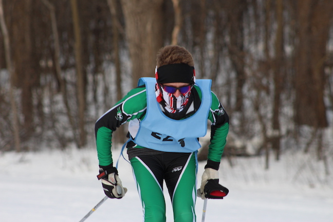 Nordic team shows promise leading up to conference championships