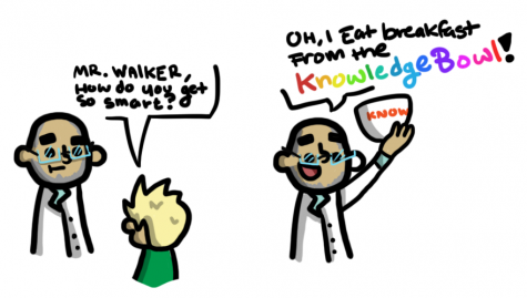 Comic: The Knowledge Bowl