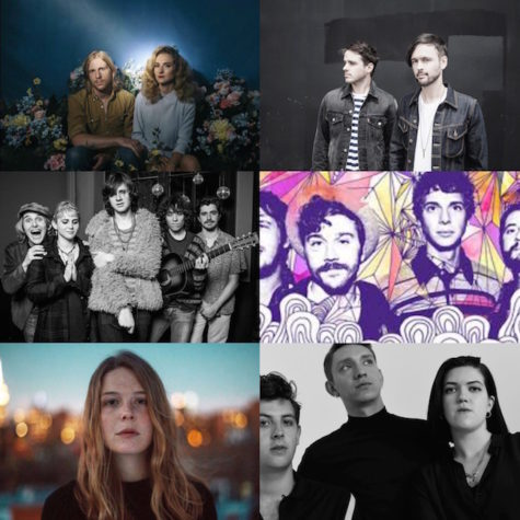 Playlist: Spring concerts