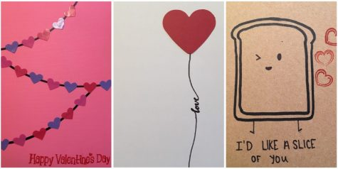 Easy, last-minute Valentine's cards