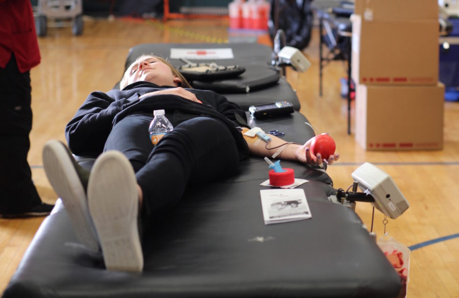 Slideshow: Student Council's Annual Blood Drive