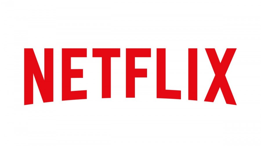The logo for the on-demand video streaming service Netflix.