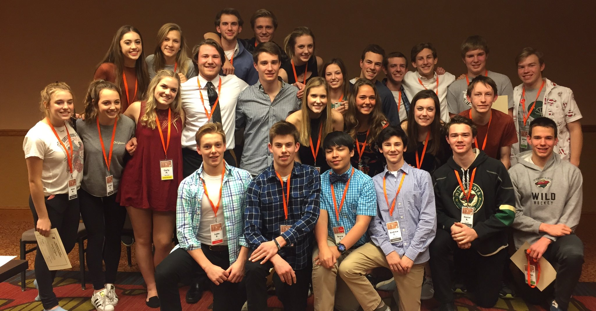 The Holy Family YIG Delegation of 2017