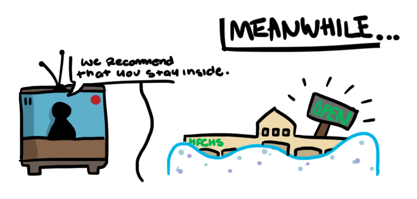 Comic: Snow Day