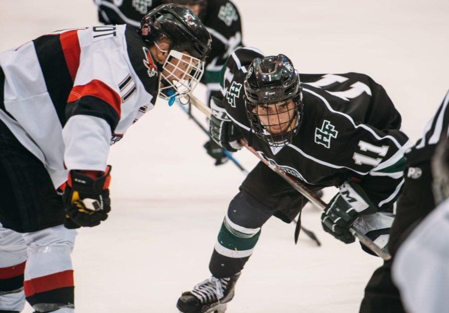 Hockey team finishes best season in program history