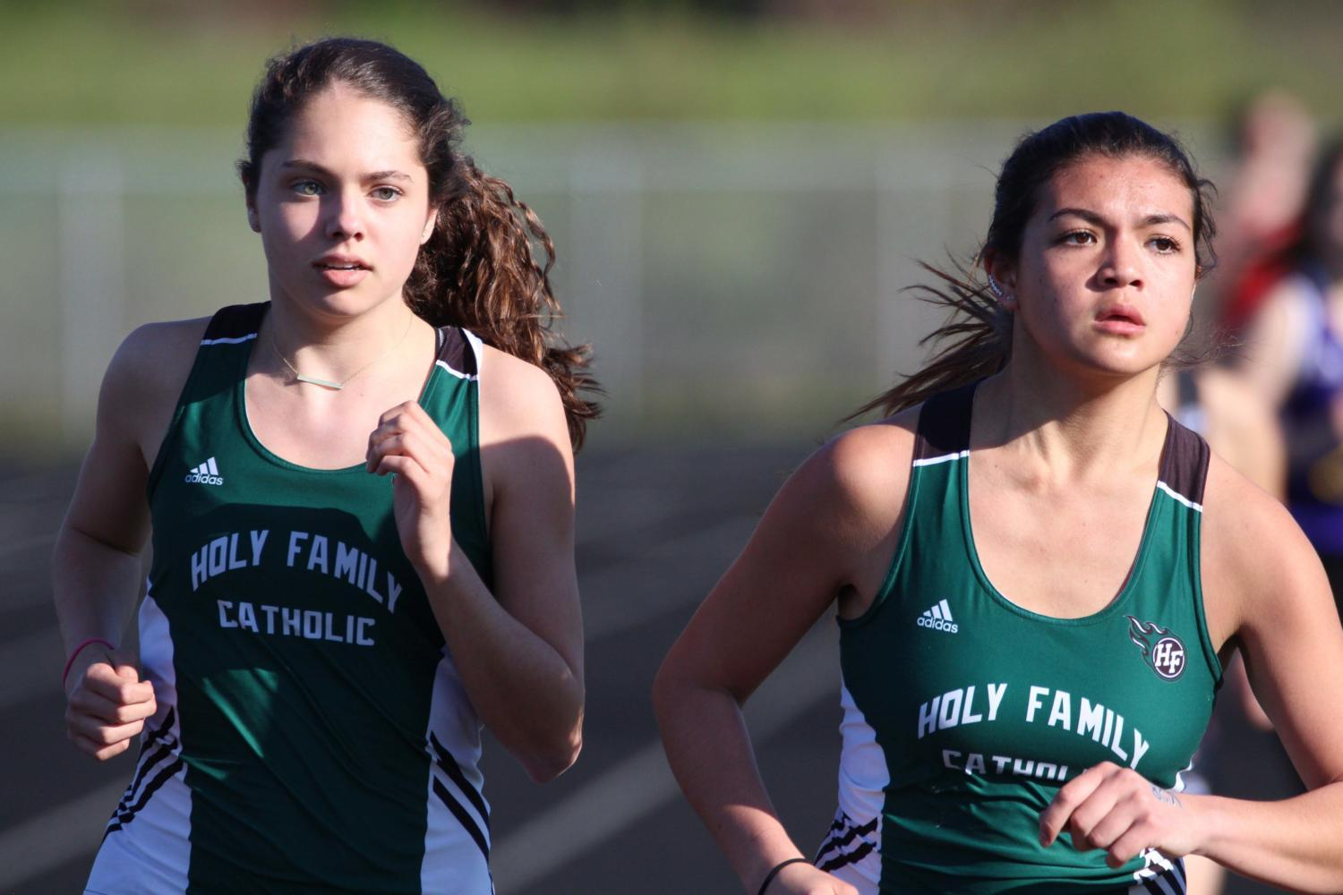 Track and Field posts strong individual and relay performances