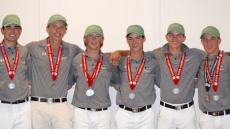 With string of victories, golf team builds toward postseason