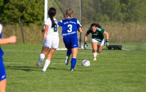 Slideshow: Girls soccer falls to AHA 5-3