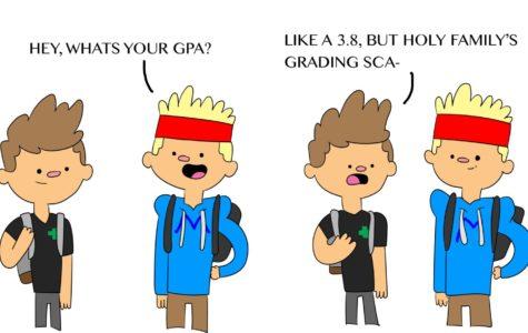 Comic: GPA