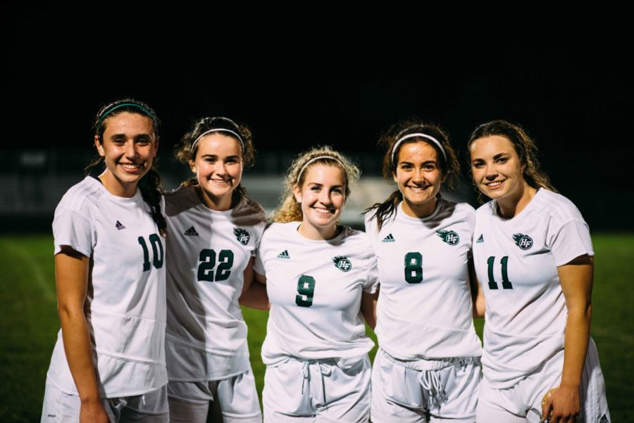 Slideshow: Senior Night vs Breck