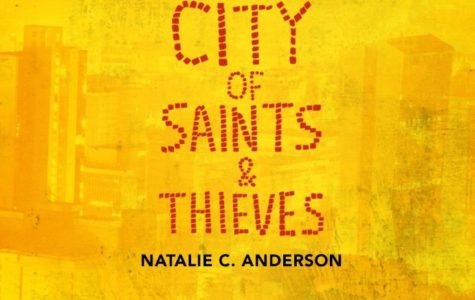 City of Saints & Thieves is an enthralling murder mystery