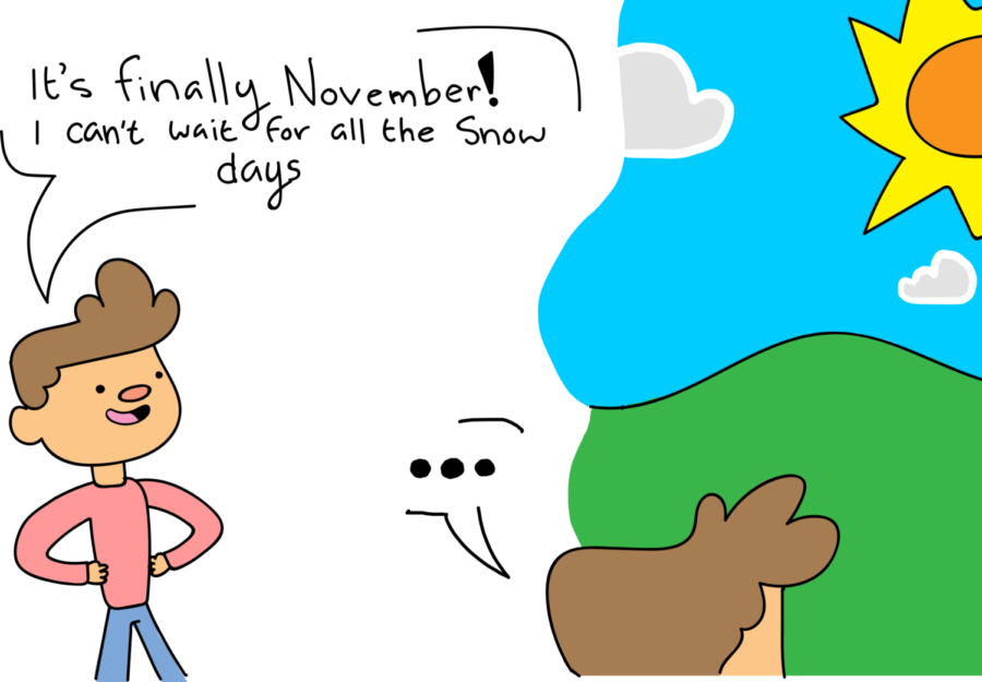 Comic: Snow Days
