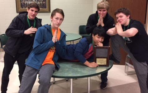 """Thought Patrol"" wins Catholic Schools Knowledge Bowl Invitational"