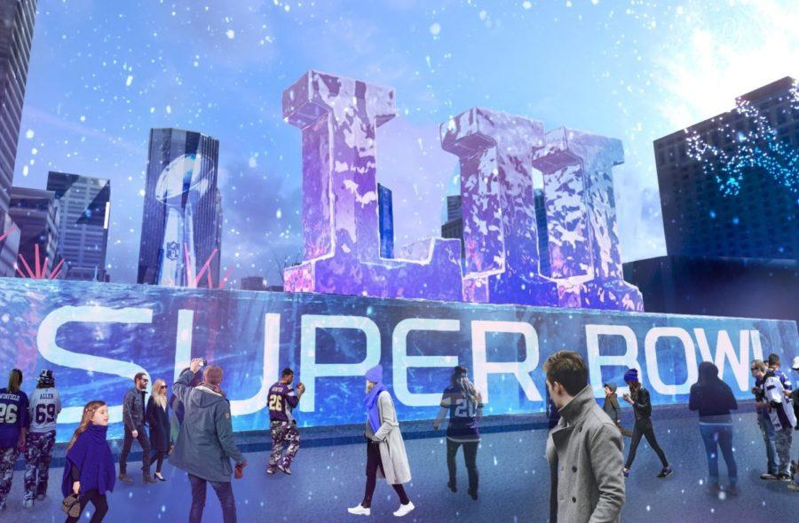 Minnesota rolls out a full slate of events surrounding Super Bowl LII