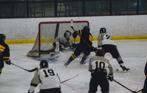 Slideshow: JV Hockey vs. Prior Lake