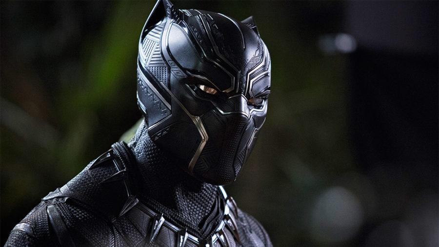 Marvel Studios BLACK PANTHER TChalla/Black Panther (Chadwick Boseman)  Credit: Matt Kennedy/©Marvel Studios 2018