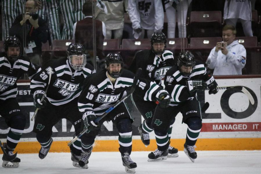 Slideshow: Fire v Tonka at Mariucci