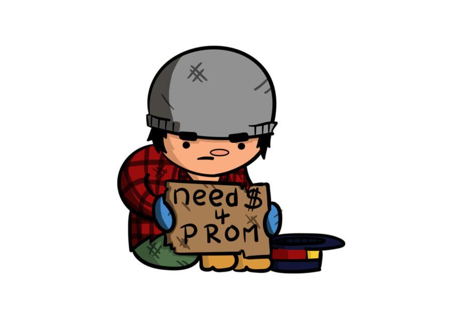 Comic: Prom