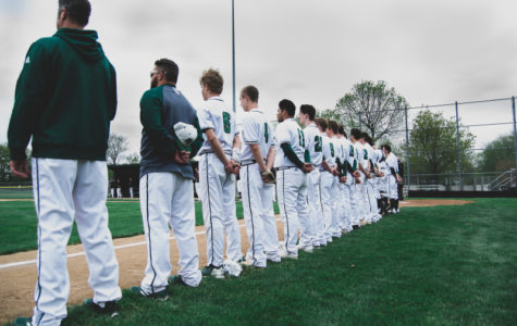 Holy Family Varsity Baseball vs. Southwest Christian May 12, 2018: