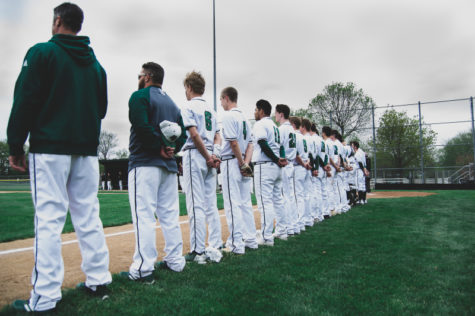 Holy Family Varsity Baseball vs. Southwest Christian May 12, 2018: