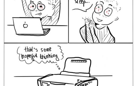Comic: Printers