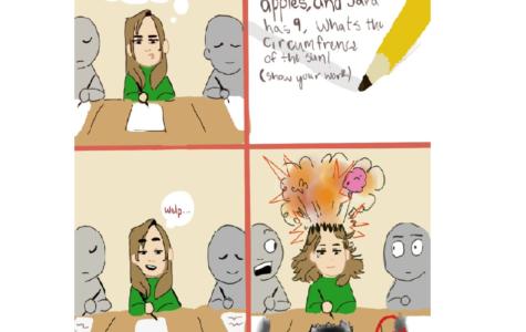 Comic: Finals
