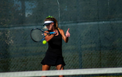 Slideshow: Girls Tennis vs. Eden Praire
