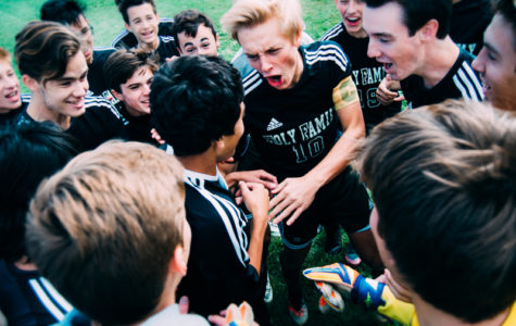 Slideshow: Boys Soccer Senior Night vs. Hutchinson