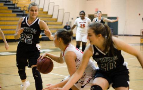 Girls Basketball Win Streak Hits 12