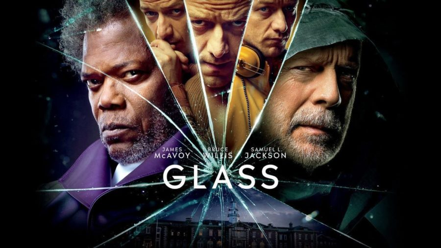 Glass: A disappointing end to a Trilogy