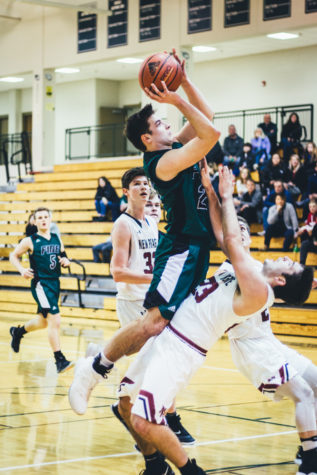 Slideshow: Boys Basketball vs. Maranatha