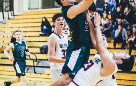 Slideshow: Boys Basketball vs New Prague