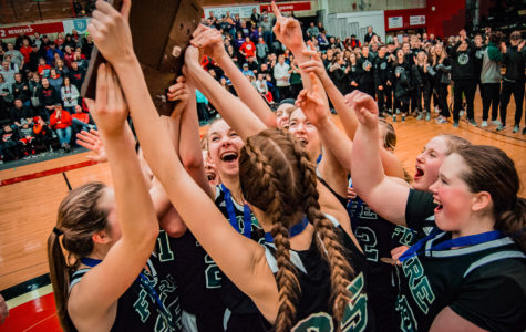 Girls Basketball is Going to the Big Dance