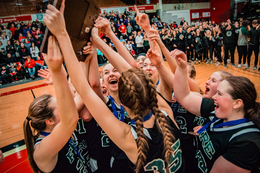 Slideshow: Section 2AA Girls Basketball Final vs. Annandale