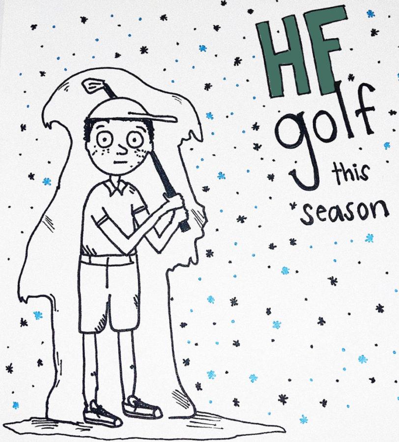 Golf Comic