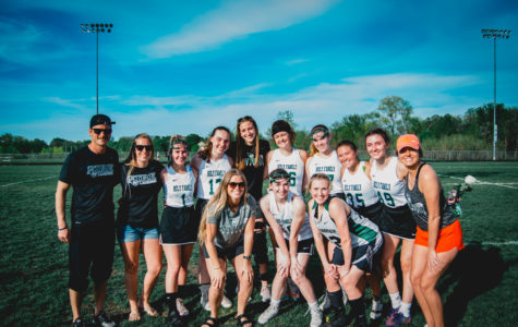 Slideshow: Girls Lacrosse Senior Night vs. Orono