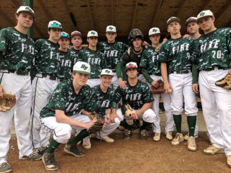 Fire Baseball Gets Win against Blake, Improves to 8-3 On Season