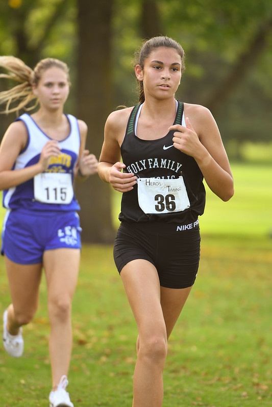 Holy Family Cross Country Danielle Sutcliffe