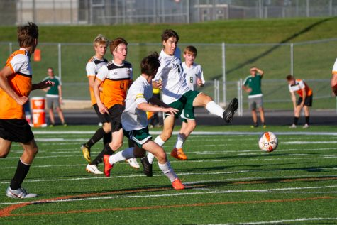 Slideshow: Boys Soccer vs. Hutchinson