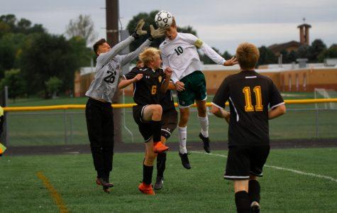Slideshow: Boys Soccer vs. Hutchinson